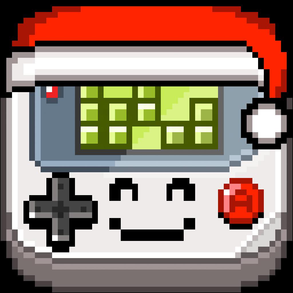 BlockBoy - Classic retro falling block puzzle - xmas ed. iOS